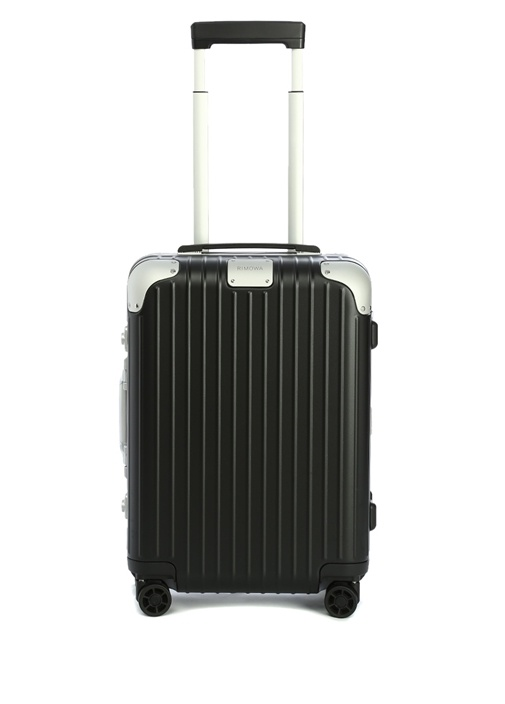 Hybrid Small Siyah Erkek Bavul