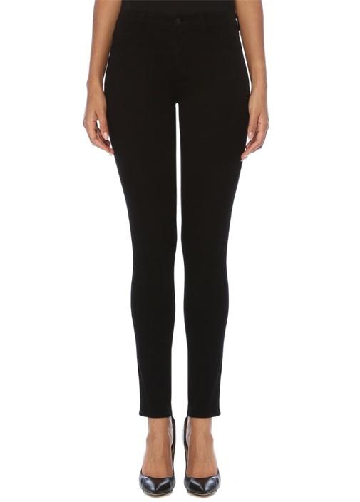 485 Siyah Normal Bel Super Skinny Jean Pantolon