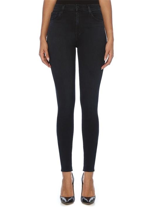 Carolina Yüksek Bel Skinny Jean Pantolon