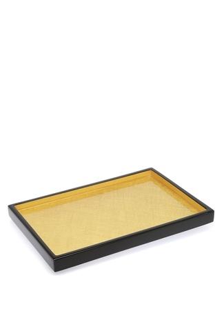 Shine Siyah Gold Havluluk Altın Rengi