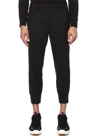 Siyah Jogger Pantolon