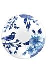 4'lü Bleu Blanc Collection Büyük Tabak Seti