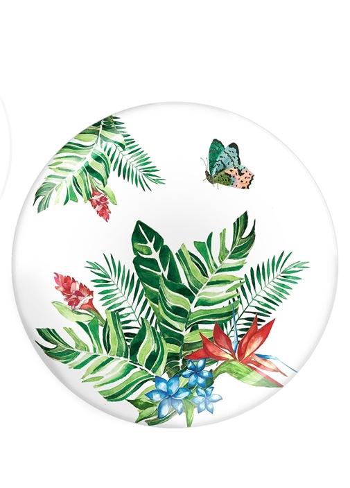 4'lü Butterfly Collection Büyük Tabak Seti