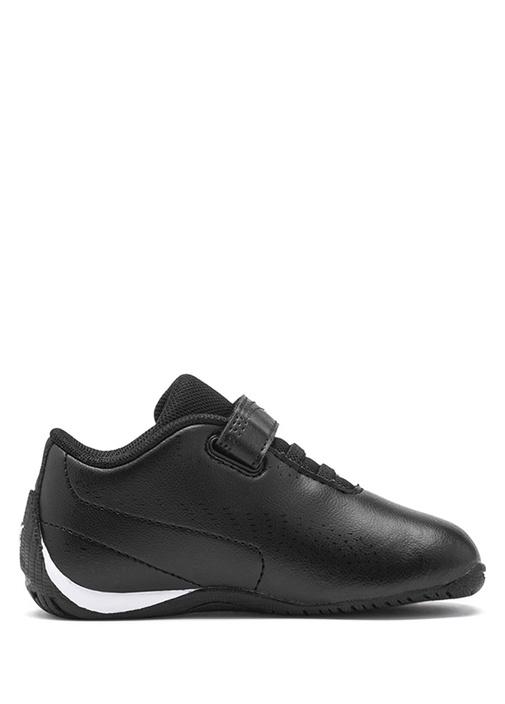Sf Drift Cat 5 Ultra Siyah Erkek Çocuk Sneaker