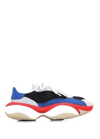 Puma Kadın Alterattion Colorblocked Logolu Sneaker Siyah 38 EU female