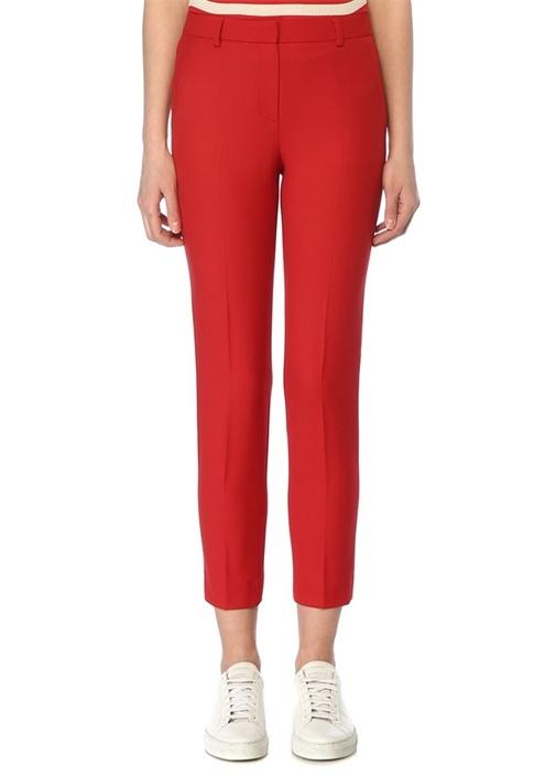 Kırmızı Cigarette Pantolon