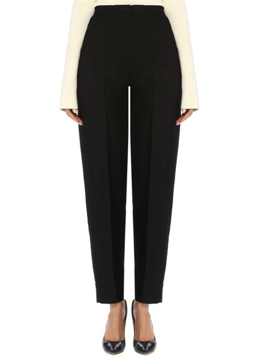 Emma Siyah Yüksek Bel Pantolon