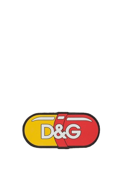 Sarı Kırmızı Kapsül Formlu Logolu Hediye