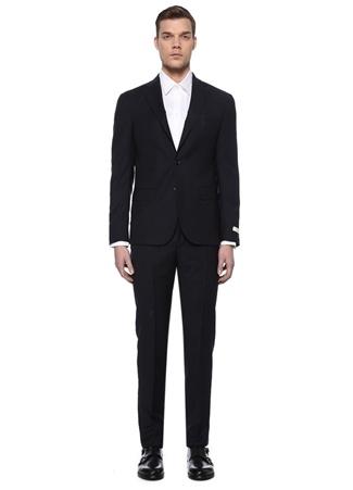 Beymen Collection Erkek Drop 7 Lacivert Yün Soft Takım Elbise 54 IT male