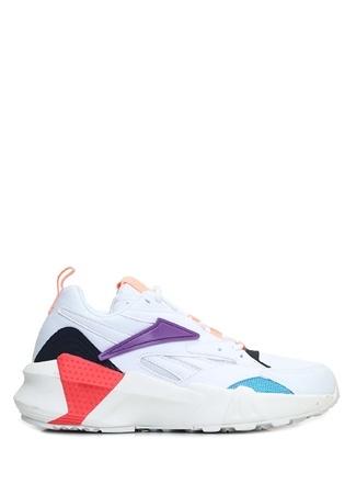 Reebok Kadın Aztrek Double Mix Pops Colorblocked Sneaker 38.5 EU Çok Renkli female