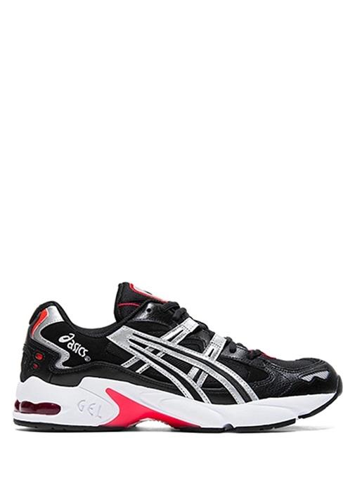 Gel Kayano 5 Siyah Silver Kadın Sneaker