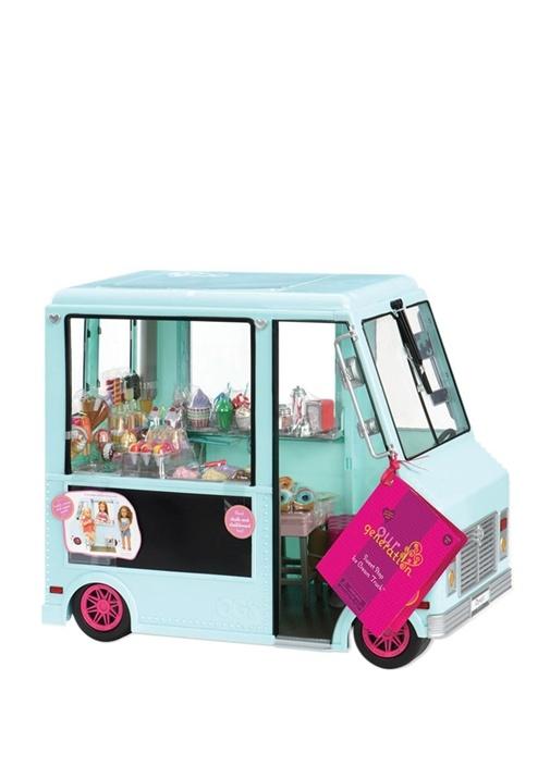 Oyuncak Dondurma Araba Seti