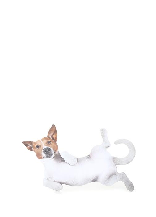 Dog Hanging Jack Russel Post It