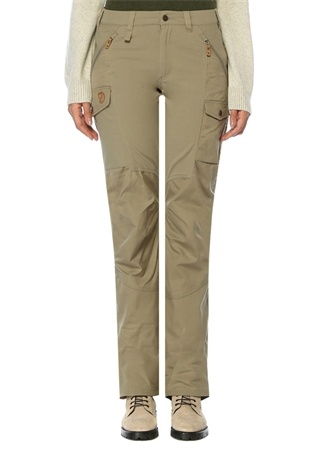 Nikka Regular Fit Haki Trekking Pantolonu