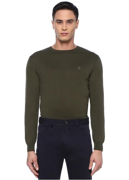 Lacivert Normal Bel Dar Paça Spor Pantolon