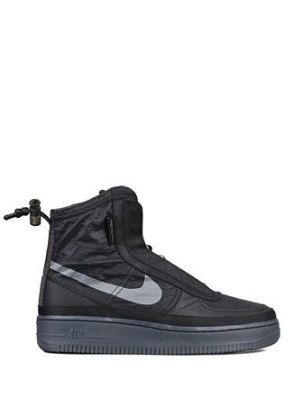 Nike Kadın Af Shell Siyah Logolu Sneaker 38.5 EU