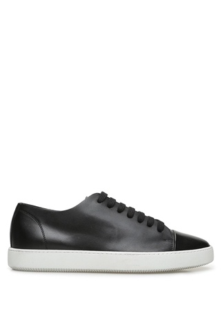 Beymen Collection Erkek Siyah Deri Sneaker 40 male