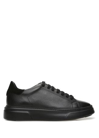 Beymen Collection Erkek Siyah Deri Sneaker 4 male 41