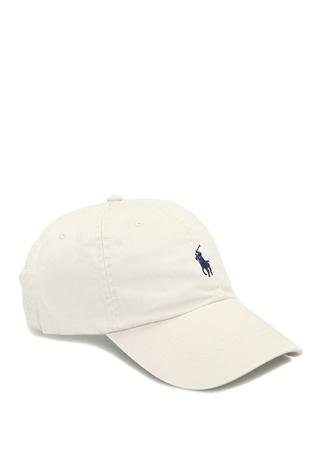 Polo Ralph Lauren Erkek Gri Logo Nakışlı Şapka EU male Standart