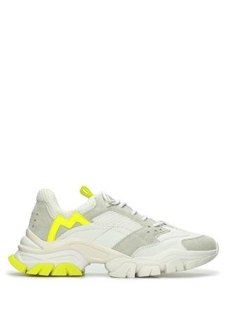 Moncler Kadın Leave No Trace Beyaz Sneaker 39 EU female