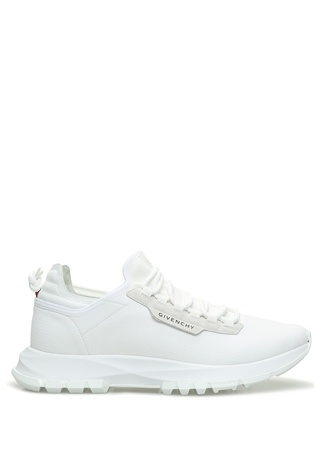 Givenchy Erkek Beyaz Garnili Sneaker 4 EU male 41