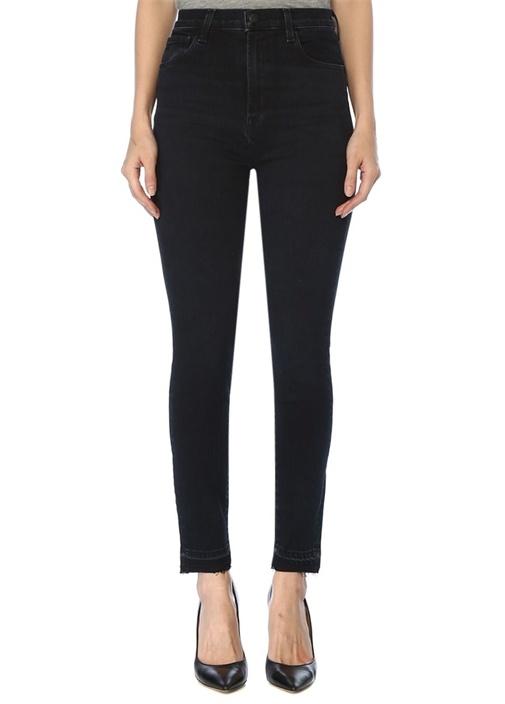 Leenah Yüksek Bel Ankle Skinny Jean Pantolon