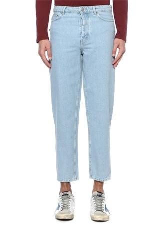 American Vintage Erkek Ozistate Mavi Boru Paça Jean Pantolon 3 EU Çok Renkli male 31