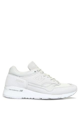 New Balance Kadın W500 Beyaz Dokulu Logolu Sneaker 36.5 EU