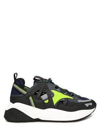 Stella McCartney Erkek SNEAKERS Turuncu 4 EU male 41