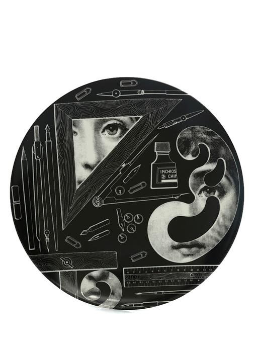 Tema E Variazioni 391 Porselen Dekoratif Tabak