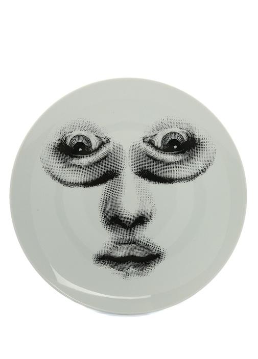 Tema E Variazioni 395 Porselen Dekoratif Tabak