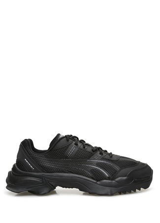 Puma Erkek Nitefox Crossin Siyah Sneaker 44.5 EU male
