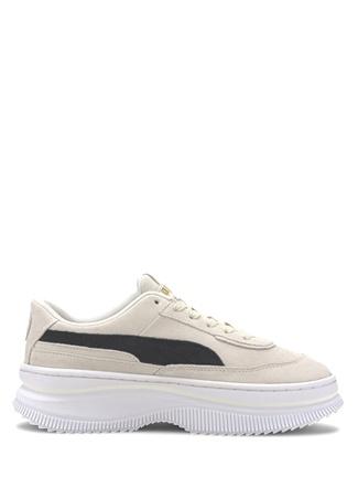 Puma Kadın Deva Pembe Süet Sneaker Beyaz 38 EU female