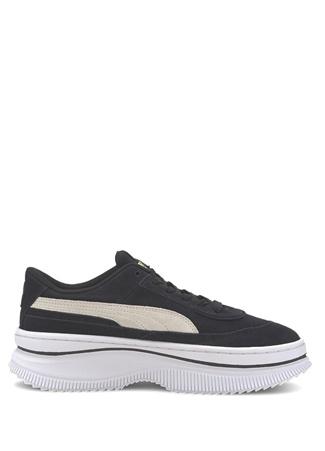 Puma Kadın Deva Siyah Süet Sneaker 37 EU female