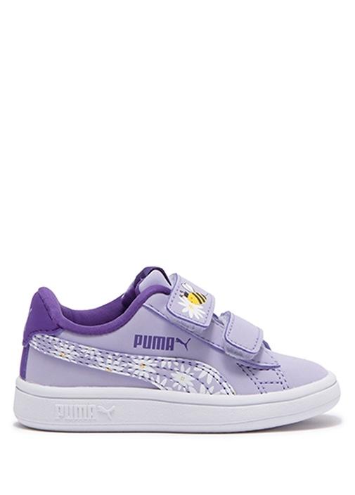 Smash v2 Bees Lila Kız Bebek Sneaker