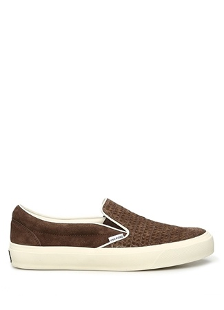Tom Ford Erkek SNEAKERS Bej 7.5 UK male
