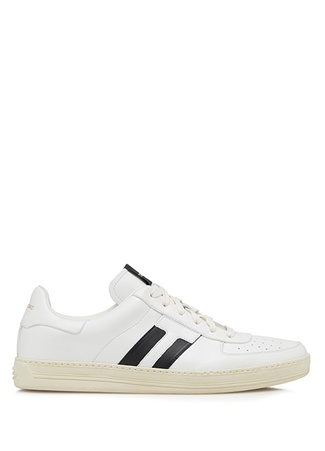 Tom Ford Erkek SNEAKERS Beyaz UK male 11