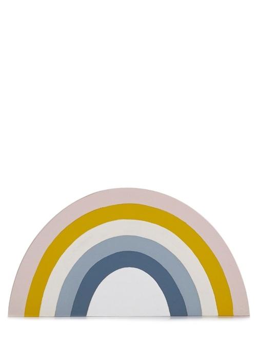 Iris Earth Gökkuşağı Formlu Ahşap Blok
