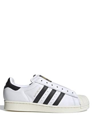 Adidas Kadın Superstar Beyaz Sneaker 3.5 UK female