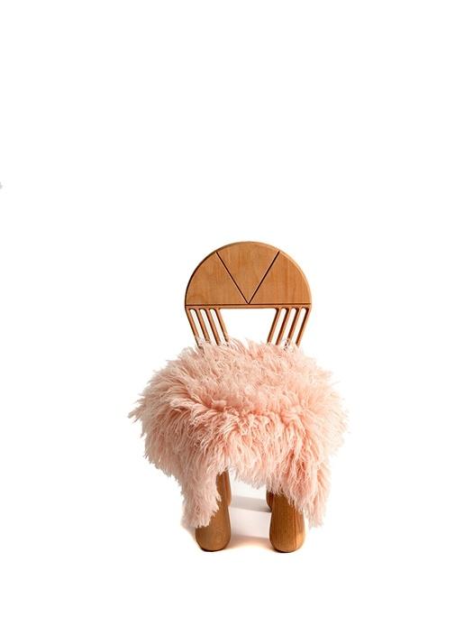 Ice Cream Kayın Ağacı Sandalye
