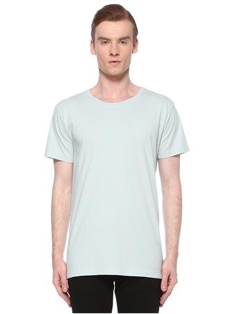 John Elliot Erkek Yeşil Bisiklet Yaka Basic T-shirt S EU Çok Renkli male