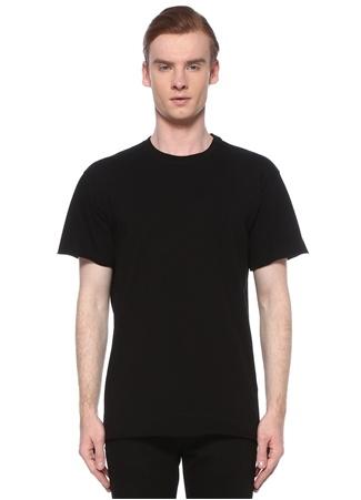John Elliot Erkek Anti Expo Siyah Basic T-shirt XL EU male