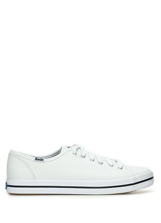 KEDS Kadın Beyaz Kanvas Sneaker 39 EU female