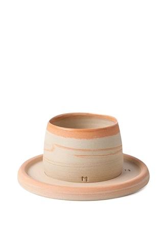 Masuma Ceramics FİNCAN SETİ Bej Standart
