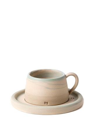 Masuma Ceramics FİNCAN SETİ Mavi Standart