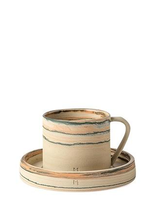Masuma Ceramics FİNCAN SETİ Çok Renkli Standart
