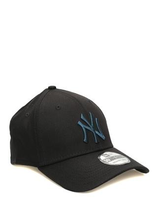 New Era Erkek York Yankees Siyah Nakışlı Şapka SM EU male