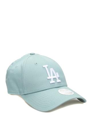New Era Kadın Los Angeles Mavi Nakışlı Şapka EU female Standart