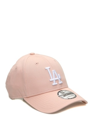 New Era Kadın Los Angeles Pembe Nakışlı Şapka EU female Standart