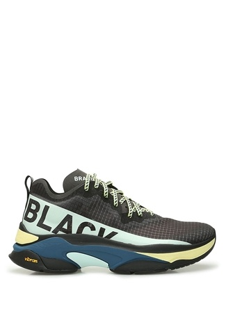 Brand Black Erkek Kite Siyah Mavi Trasnparanlı Sneaker 9 US male